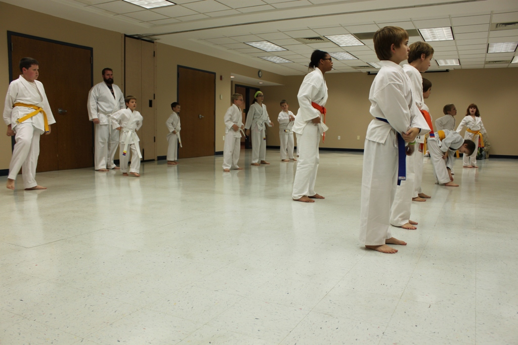 Classes at the Activity Center