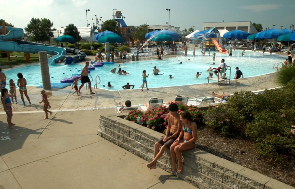 Splash City Family Water Park