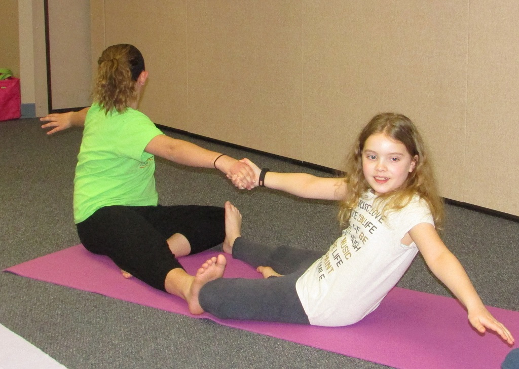 Children's Yoga for Kids Age 7 to 12