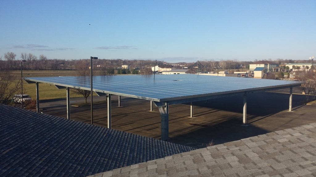 Activity Center Solar Array